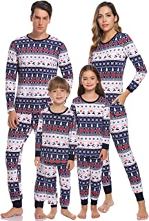 Winter Cotton Pyjamas Pjs Long Set Grey or Cream Tribal Print Sz 8-14 Boys