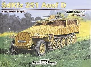 SdKfz 251 Ausf D - Armor Walk Around Color Series No. 9