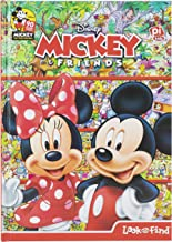 Disney Mickey Mouse & Friends - 90th Anniversary Look and Find - PI Kids