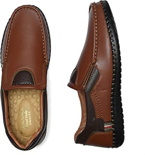 Casual Leather Shoes - Comfortable and flexible medical sole