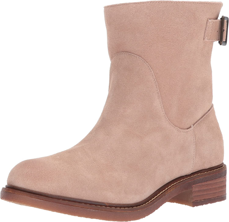 Kelsi Dagger Brooklyn Womens Clay Ankle Boot