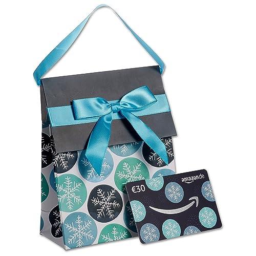 Amazon.de Geschenkkarte in Geschenktasche (Winter)