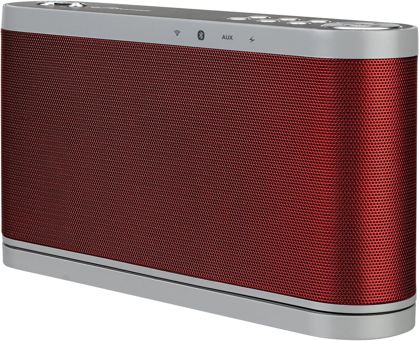iLive Wireless Multi-Room Wi-Fi Io 安売り キャンペーンもお見逃しなく Rechargeable Lithium Speaker