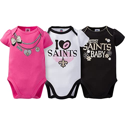 factory price cc571 4717f New Orleans Saints Baby Clothes: Amazon.com