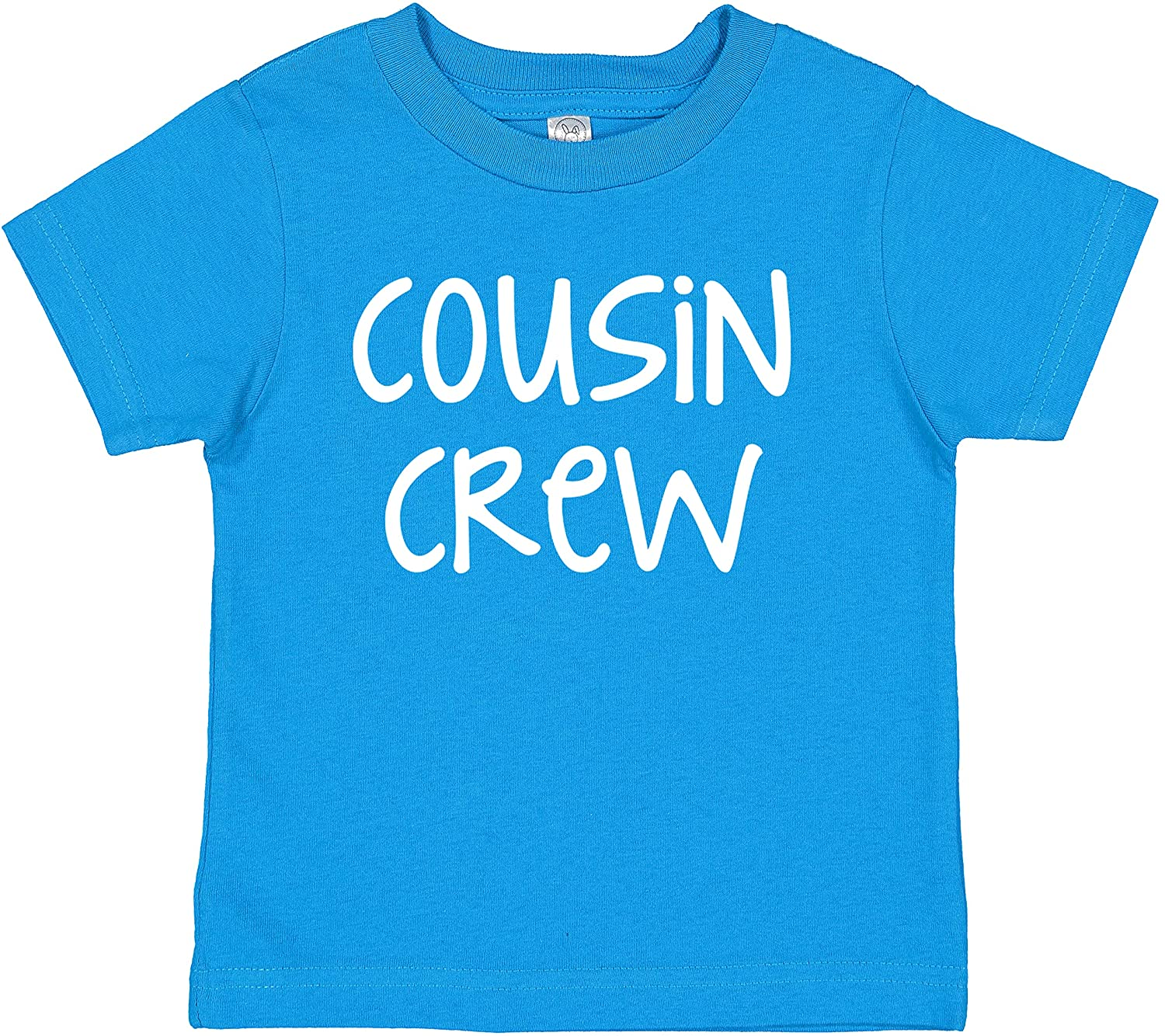 7 ate 9 Apparel Kids Cousin Crew Shirt for Baby and Toddler Girls or Boys T-Shirt