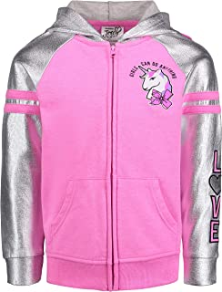 JoJo Siwa Girls Mix and Match: Signature Bow Hoodie Dress and Jogger