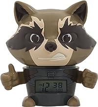 BulbBotz Infinity War Rocket Raccoon Night Light Marvel Avengers Alarm Clock