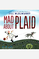 Mad About Plaid Hardcover