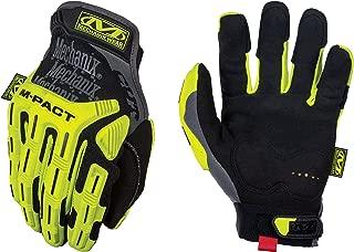 MECHANIX WEARSMP-C91-011 Cut Resistant Gloves, Hi-Vis Yllw, XL, PR