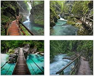 Infinity Creations Bridges to Beauty. Set of 4 (8