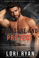 Treasure and Protect (Heroes of Evers, TX Book 7) (English Edition) Format Kindle