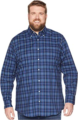 Big & Tall Wear to Work Plaid
