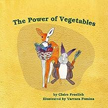 表紙: The Power of Vegetables (English Edition) | Varvara Fomina