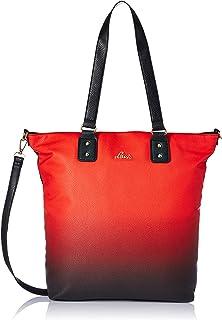 Lavie Watta Women's Tote Bag (Red) (Numbers 1)