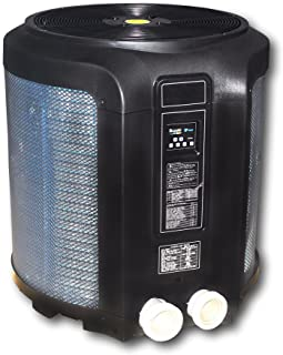 Blue Torrent Pumps ComforTemp 110,000 BTU Swimming Pool Heat Pump - 25,000 Gallon Pools
