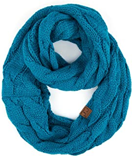 Best teal knit scarf Reviews