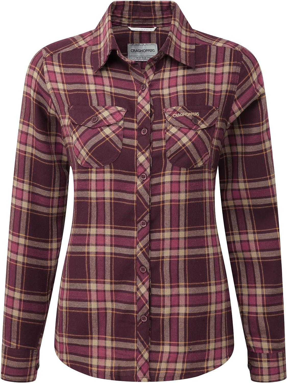 Popular brand in the world Boston Mall Craghoppers Women's Valemont Shirt