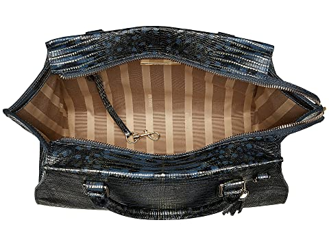 Latest Online Brahmin Priscilla Satchel Midnight Fast Delivery For Sale With Credit Card Sale Online Affordable F5uoc