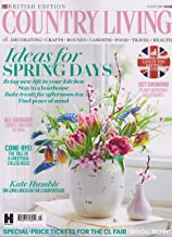 Country Living Magazine British Edition March 2019 Ideas For Spring