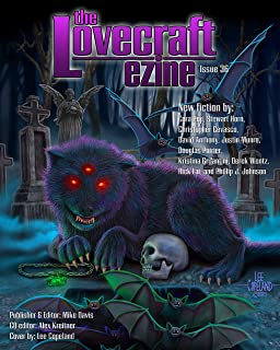 Lovecraft eZine - Autumn 2015 - Issue 36 (English Edition)