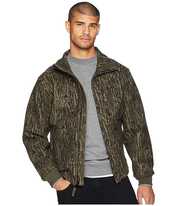 Filson Mackinaw Wool Field Jacket (Bottomland) Men's Coat