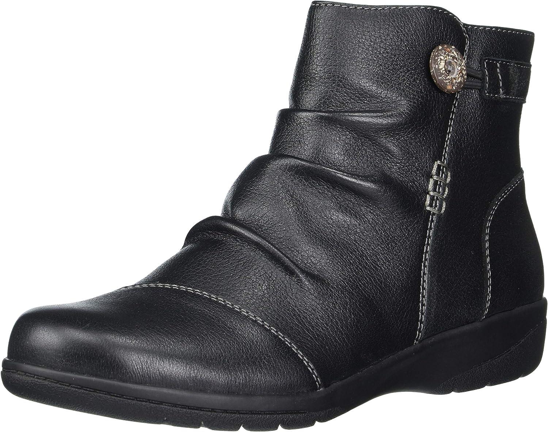 Clarks Women's El Paso Mall Cheyn Ankle Zoe Award Boot