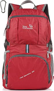 Outlander Packable Lightweight Travel Hiking Backpack Daypack