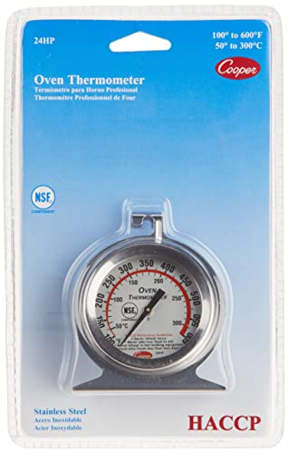 Cooper-Atkins-24HP-01-1-Stainless-Steel-Bi-Metal-Oven-Thermometer