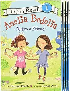 Amelia Bedelia I Can Read Box Set #2: Books Are a Ball