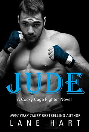 Jude (A Cocky Cage Fighter Novel Book 2) (English Edition)
