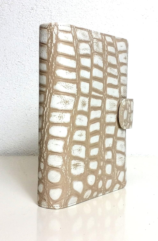 Succes Ivory Junior Cream Organiser 15mm Kalbsleder VL A7 Terminplaner PJ212IV10 B078DMV1WB | Bekannt für seine schöne Qualität