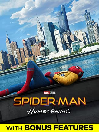 Spider-Man: Homecoming (Plus Bonus Content)