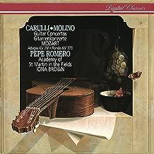 Carulli / Molino: Guitar Concertos / Mozart: Adagio K.261 - Rondo K.373