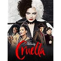Deals on Disneys Cruella 4K UHD Digital