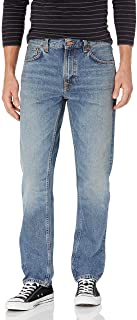 Nudie Unisex Gritty Jackson Old Gold Jeans