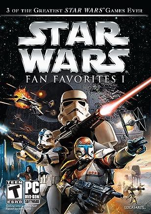 Star Wars Fan Favorite I - SW Battlefront, SW Battlefront II, SW Republic Commando - PC