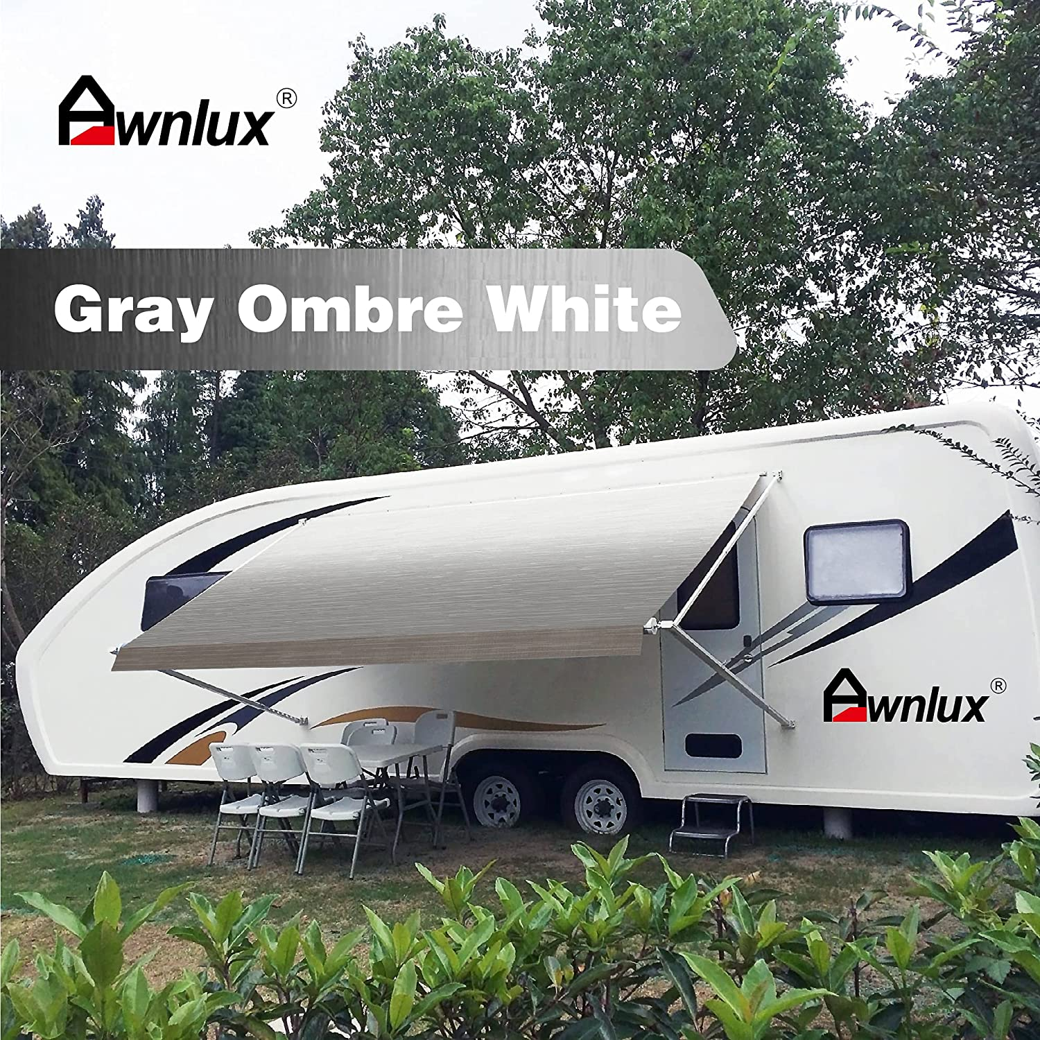 Awnlux RV Awning Fabric Replacement Vinyl(14' Duty F Super-cheap Heavy Seattle Mall