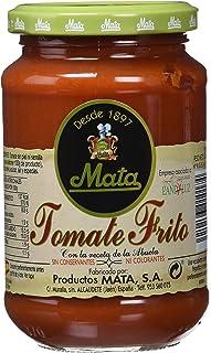 comprar comparacion Mata - Salsa de tomate frito con aceite de oliva - pack de 8