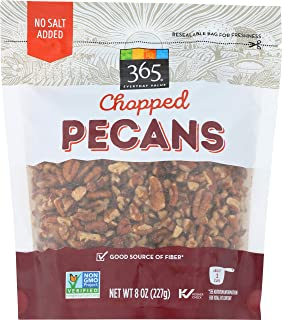 365 Everyday Value, Pecans, Chopped, 8 oz