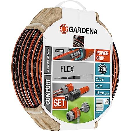 """50 m sans parties de système18039 13 mm Gardena Comfort FLEX tuyau 9x9 1//2/"""""""