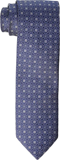 Circle Medallion Tie