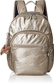 Kipling Seoul Go Small Metallic Backpack