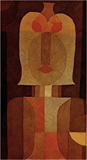Music Poster Paul Klee - Mask 1922 Print 60x91.5cm