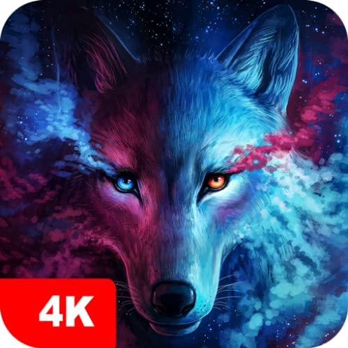 Wolf Wallpapers 4K & HD Backgrounds apps