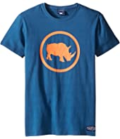 Toobydoo - Camp Buffalo Rhino Tee (Toddler/Little Kids/Big Kids)