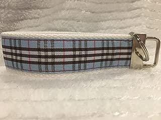 personalized ribbon keychains