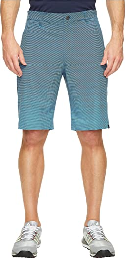 adidas Golf - Ultimate 365 Gradients Stripe Shorts