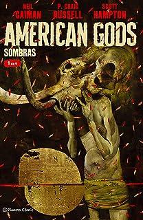 American Gods Sombras nº 01/09 (Biblioteca Neil Gaiman)