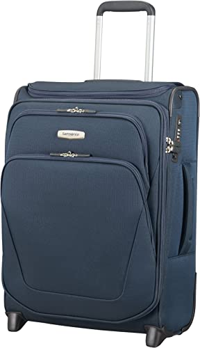 Samsonite Spark SNG - Upright S Extensible with SmartTop Bagage Cabine, 55 cm, 48,5 L, Bleu (Blue)