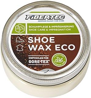 Fibertec Shoe Wax Eco 100ml   farblos   Schuhwachs Schuhpflege Imprägnierung